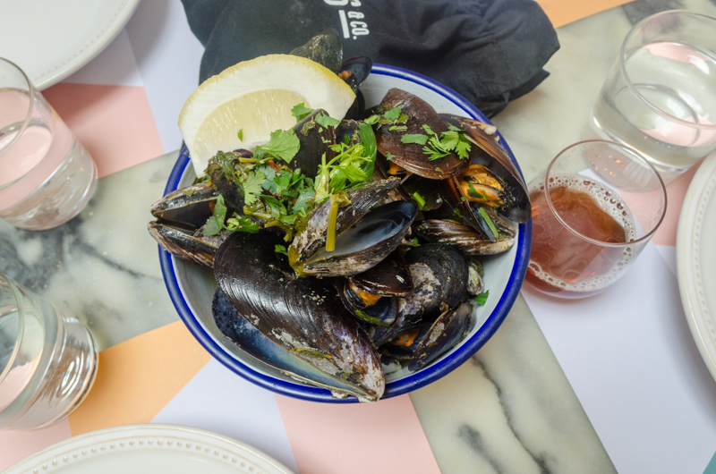 Mussels on the Lisbon Food Tour | Taste of Lisboa