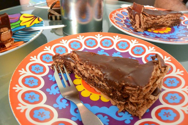 World's Best Chocolate Cake in Lisbon