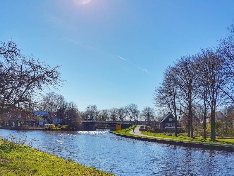 So many great spots on the countryside bike tour from Amsterdam