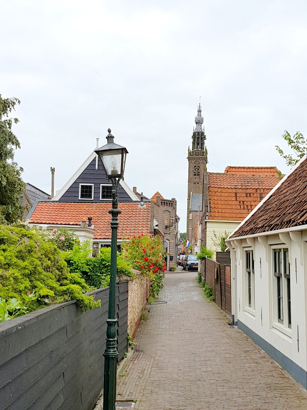 So many adorable streets in Edam