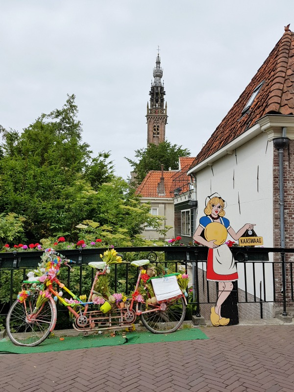Fun times in Edam - So close to Amsterdam!