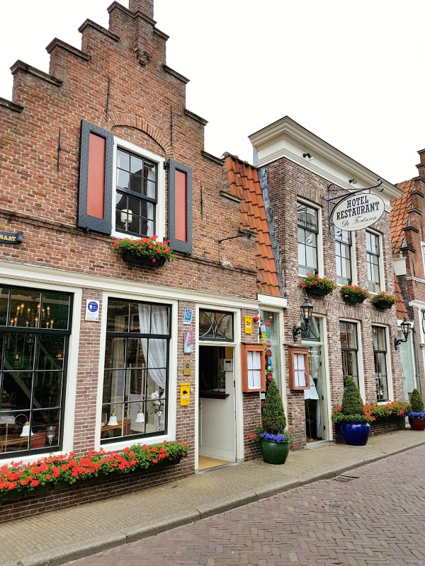 Typical Edam street