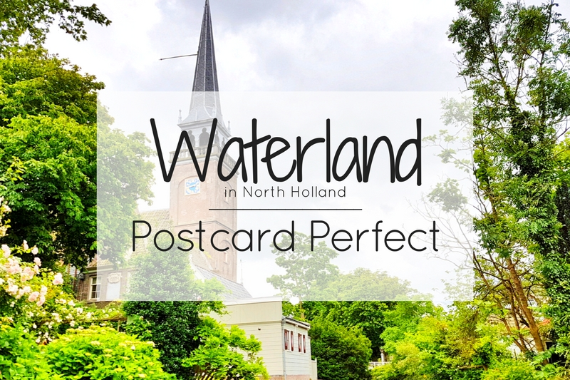 Waterland in North Holland