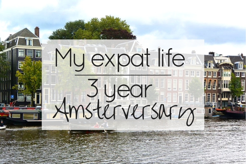 3 year Amsterversary