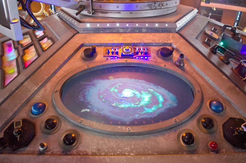 Doctor Who TARDIS Console