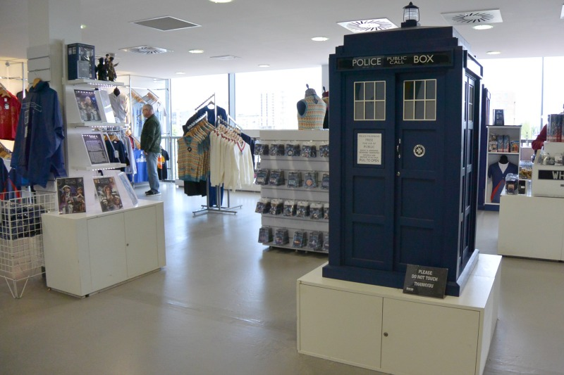 Doctor Who Experience Shop