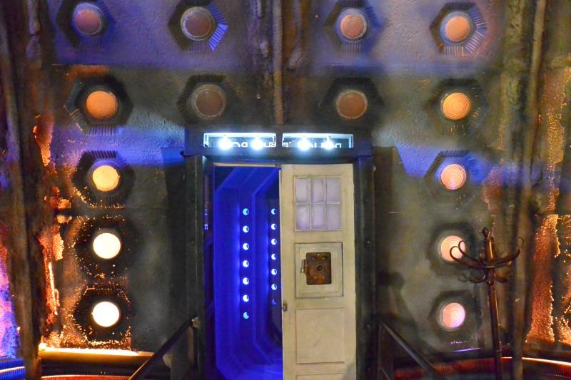 10th Doctor TARDIS