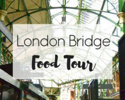London Bridge Food Tour