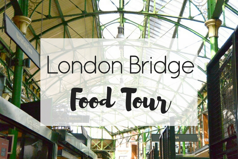 London Bridge Food Tour