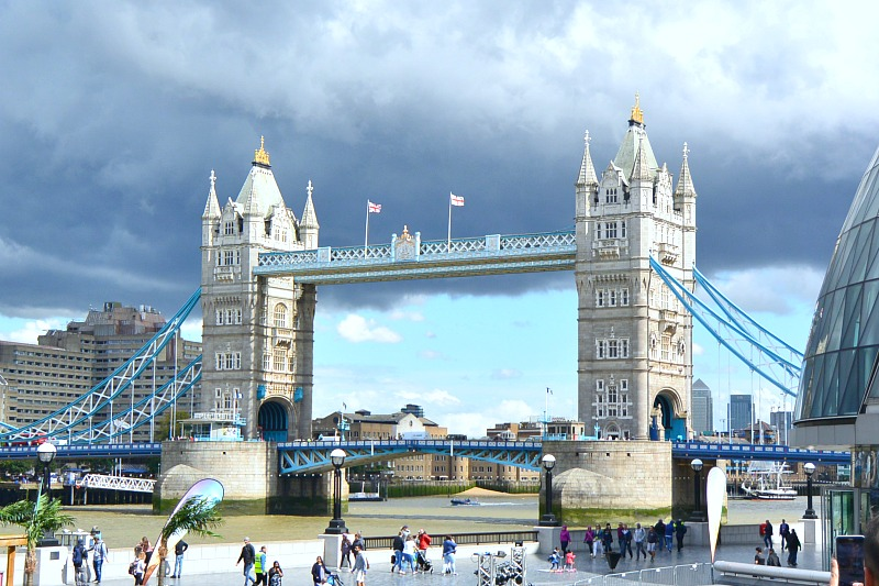Tower Bridge on Secret Food Tours London tour