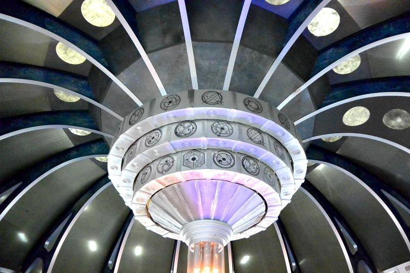 TARDIS set