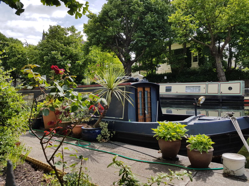 Weekend trips from Amsterdam: London - Little Venice