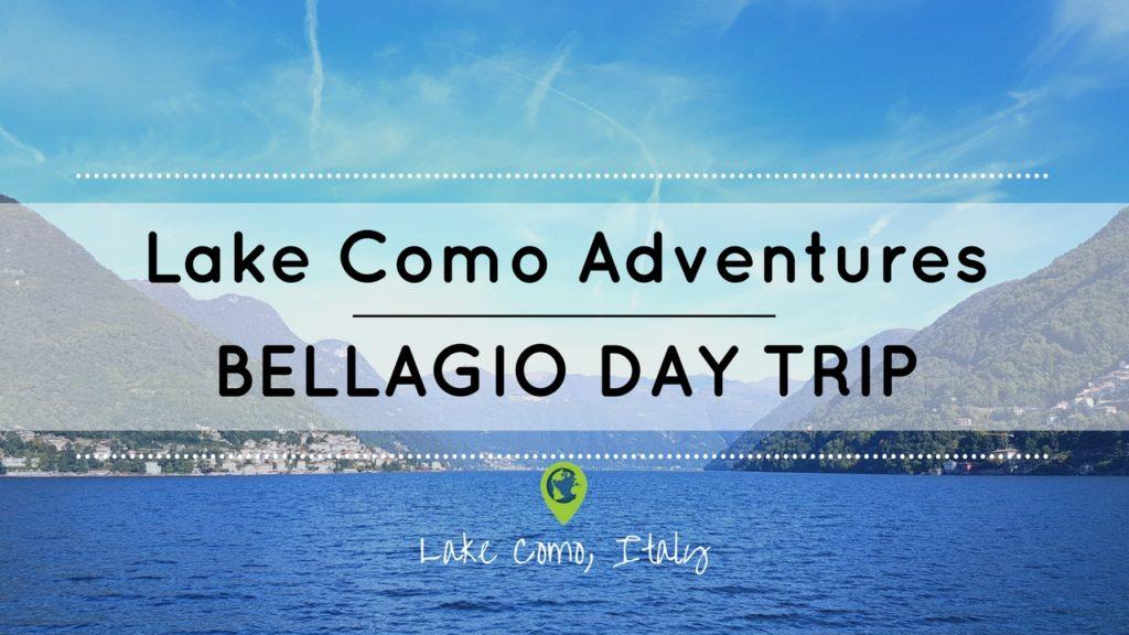 Bellagio day trip video