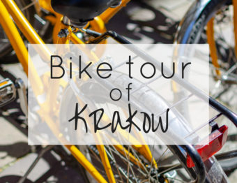 Take a bike tour of Krakow