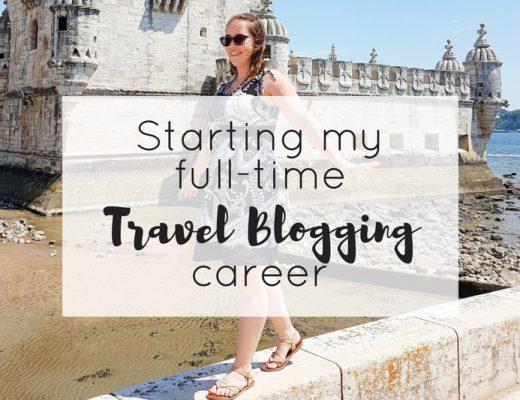Career change: I'm now a full-time blogger