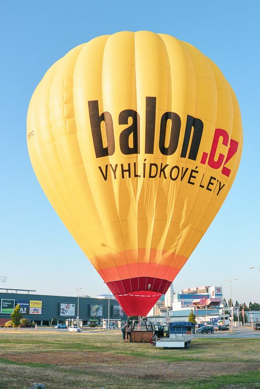 Balloon is full