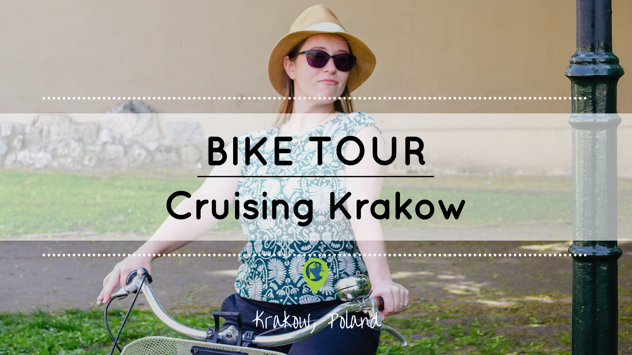 Bike tour krakow on YouTube