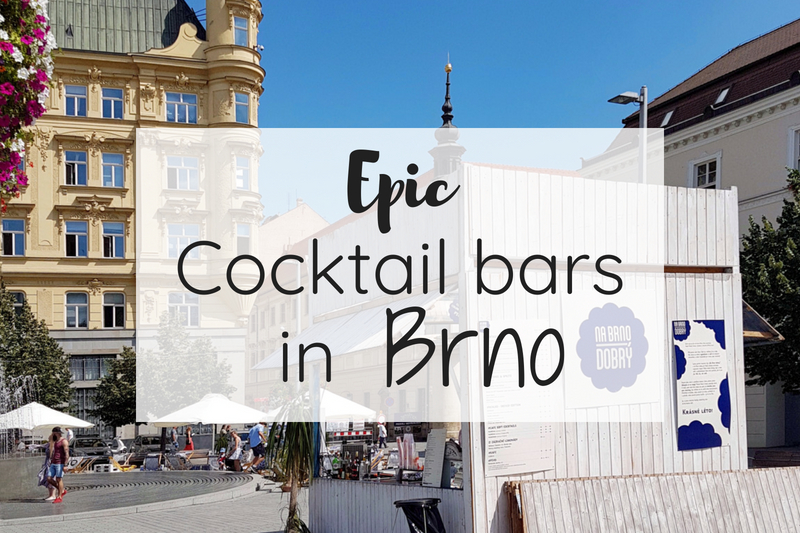 Cocktail bars in brno