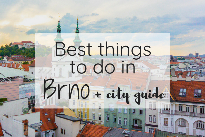 Best things to do in Brno + city guide