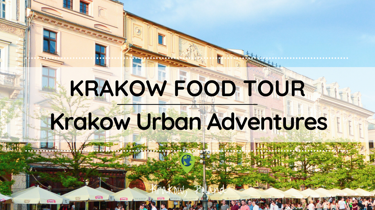 Krakow Food Tour YouTube