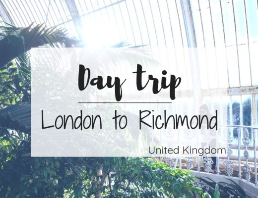 Day trip to Richmond from London