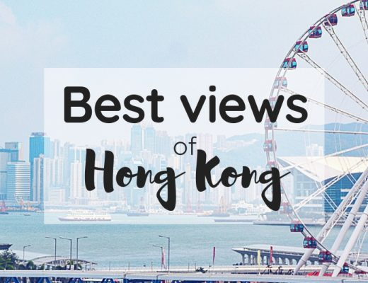 5 best views of Hong Kong