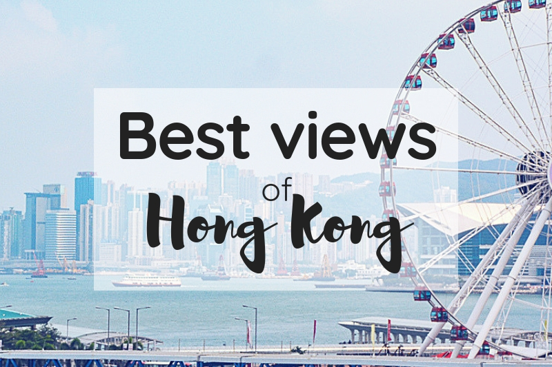 5 best views of Hong Kong