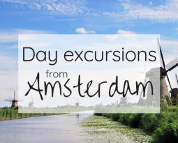 Day excursions from Amsterdam