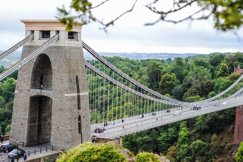 London to Bristol bridge