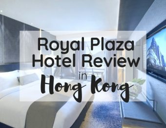 Royal Plaza Hotel Review