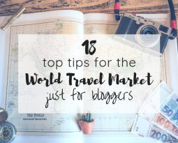 18 top tips for the World Travel Market – just for bloggers