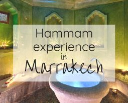 Hammam experience in Marrakech