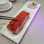 Crispy Pork Belly -- Di King Heen, Hong Kong