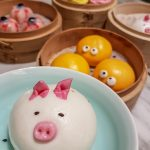 Piggy Bun -- Yum Cha, Hong Kong