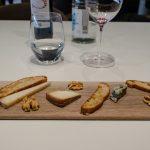 Bread and Cheese plate - Monvinic, Bareclona