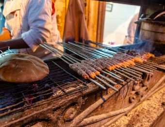 A culinary adventure on a Marrakech food tour