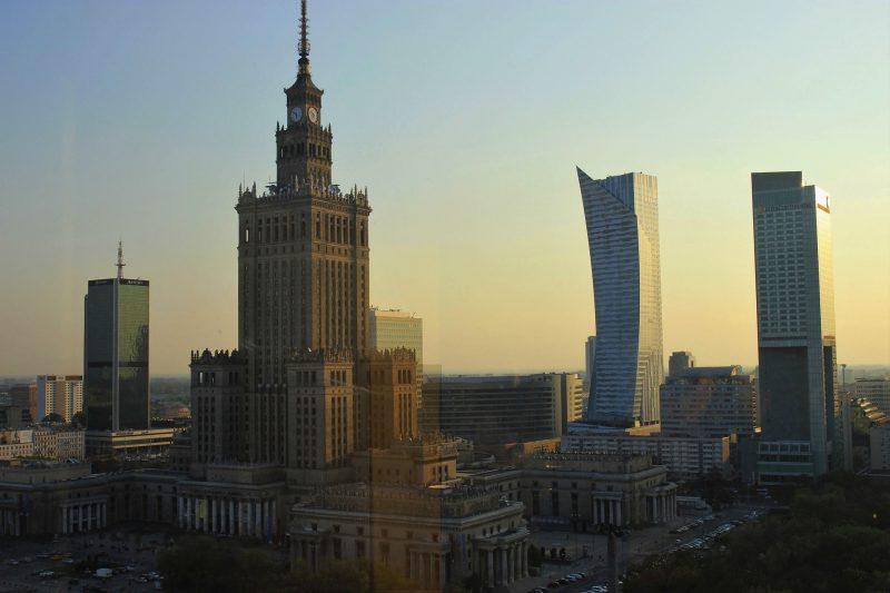 03 Sky in Warsaw