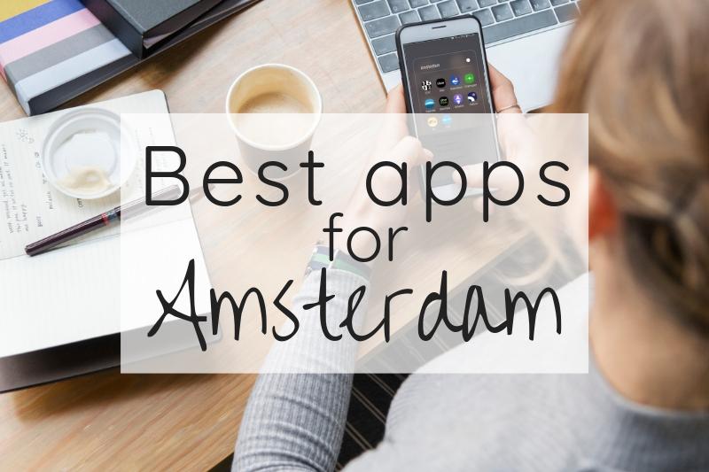 Amsterdam apps