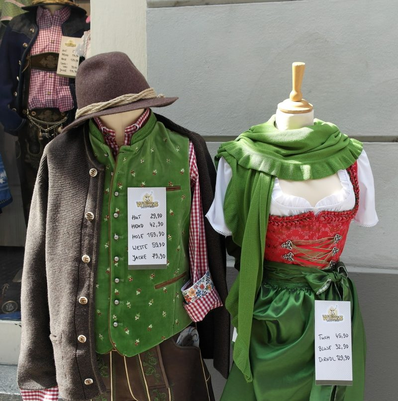 German clothing