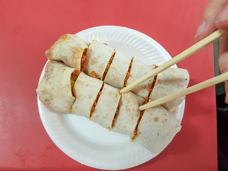Popiah Chinatown Hawker Center