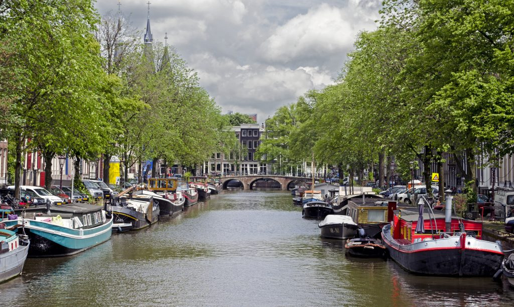 Amsterdam Canal - one day
