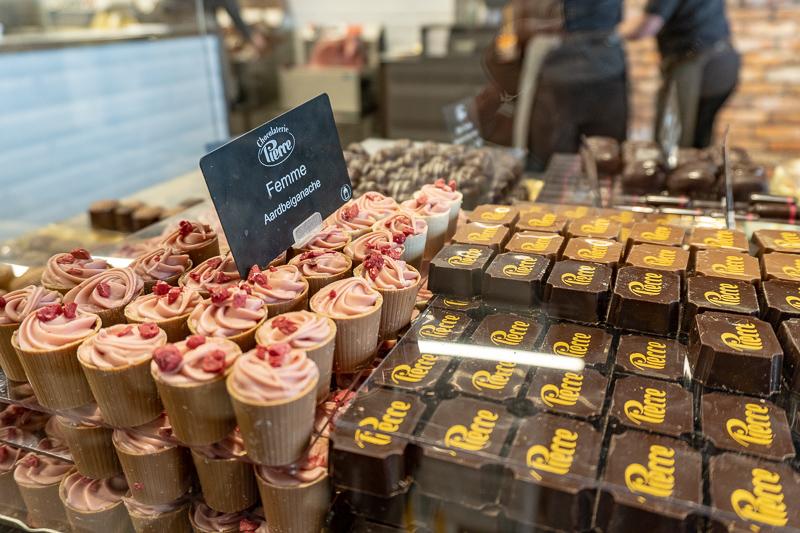 Chocolate in Haarlem