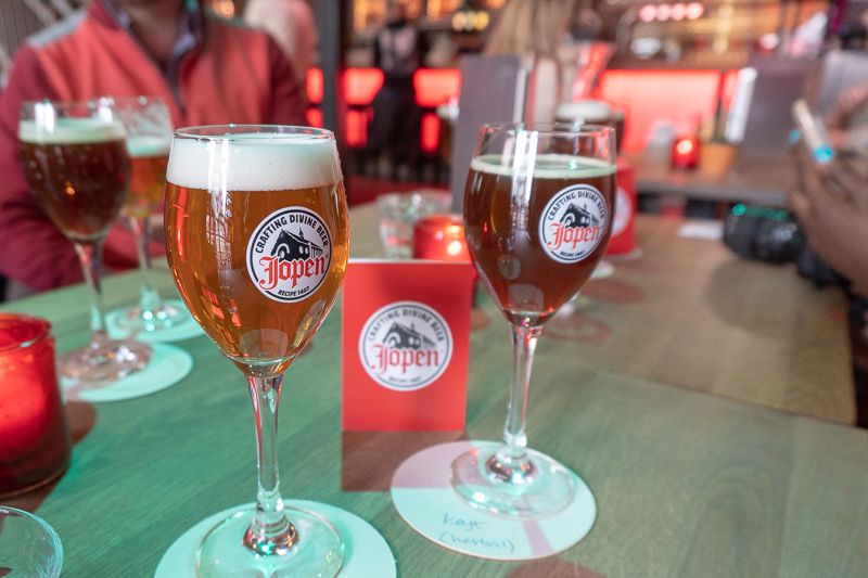 Beers on Haarlem food tour
