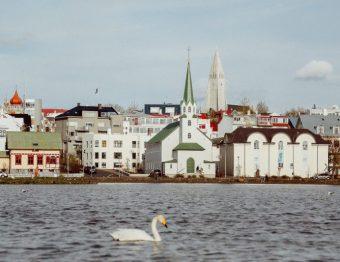One day in Reykjavík