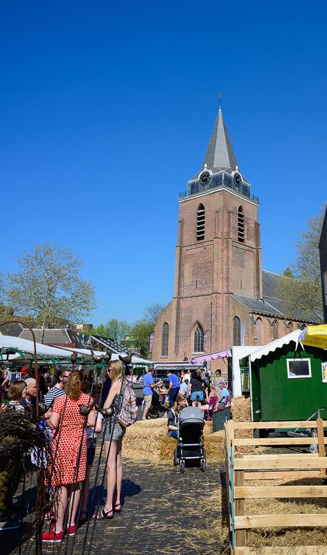 Woerden market