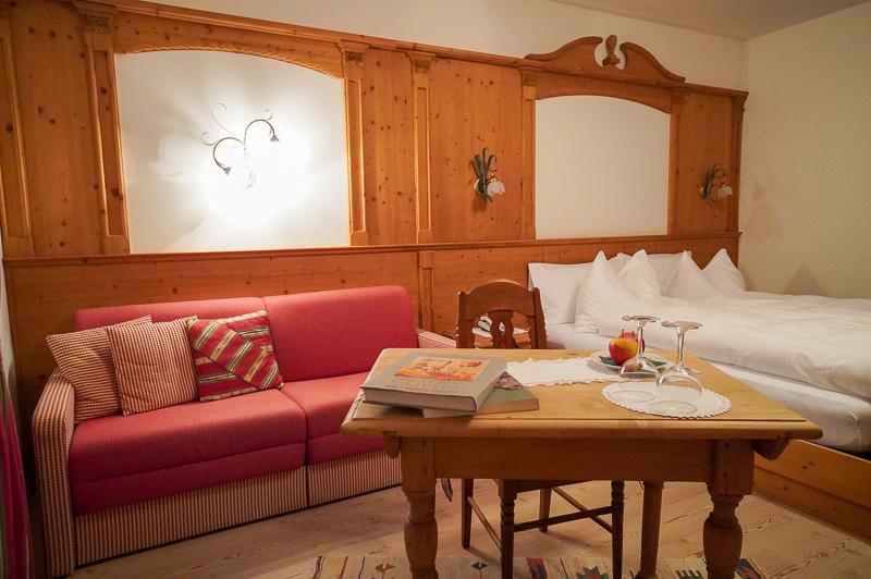 Room in Locanda Alpina