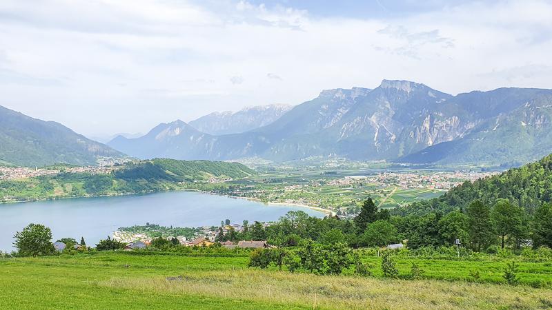 Views in Trentino