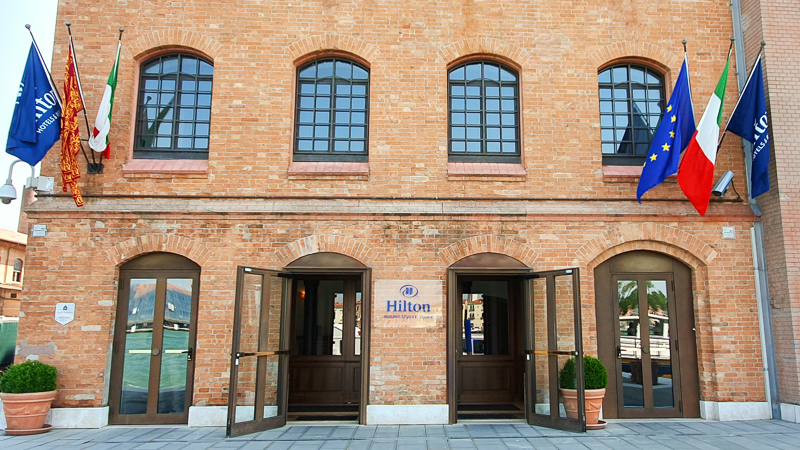 Hilton on Giudecca