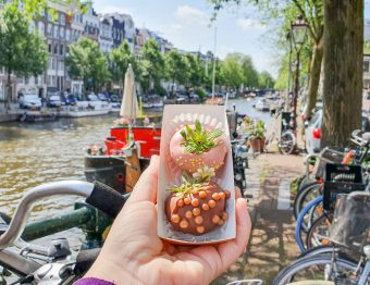 11 delicious sweet foods to try in Amsterdam