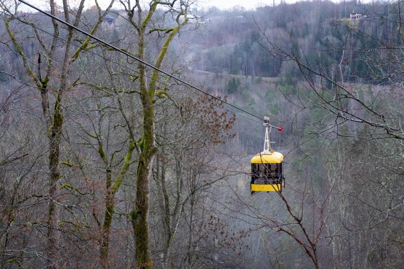 Funicular in latvia